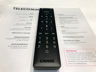 Télécommande G9