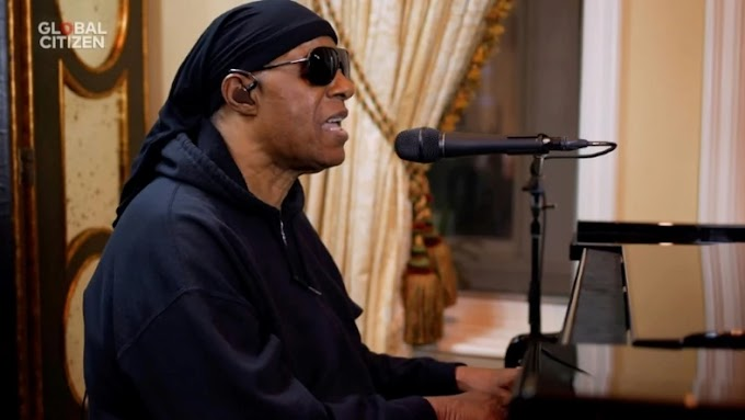 Video: Legendary American singer Stevie Wonder announces his relocation to Ghana permanently
