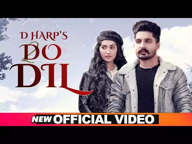 D Harp - Do Dil Lyrics In Hindi  Speed Records