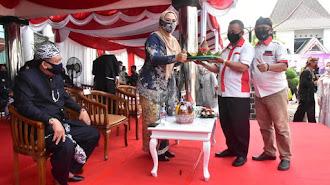 Upacara Hari Jadi Ke 387 Kabupaten Karawang, Semua Pihak Bersinergi Membangun Karawang