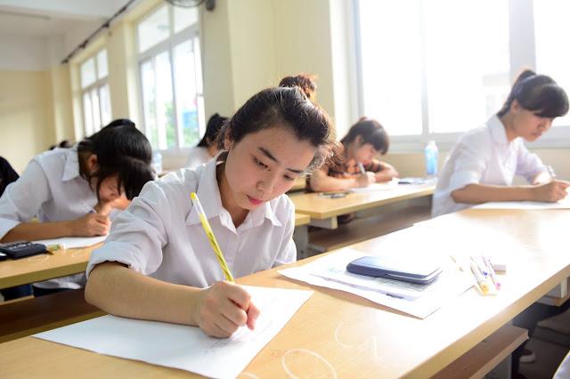Thủ thuật làm bài thi THPT quốc gia đạt điểm cực cao 2019