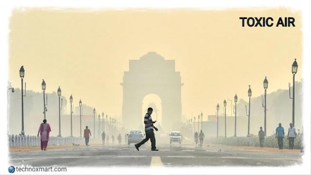 Delhi NCR Battles Toxic Air - Ministries Buy More Air Purifiers