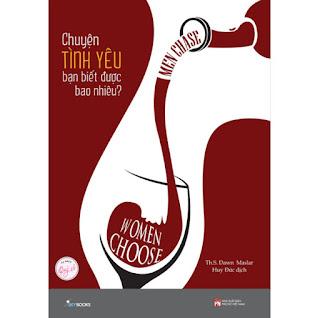Men Chase Women Choose - Chuyện Tình Yêu Bạn Biết Được Bao Nhiêu? ebook PDF-EPUB-AWZ3-PRC-MOBI