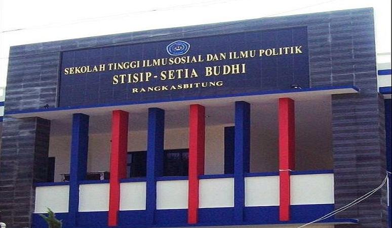 PENERIMAAN MAHASISWA BARU (STISIP SETIA BUDHI) SEKOLAH TINGGI ILMU SOSIAL DAN ILMU POLITIK SETIA BUDHI