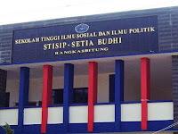 PENDAFTARAN MAHASISWA BARU (STISIP SETIA BUDHI) 2020-2021