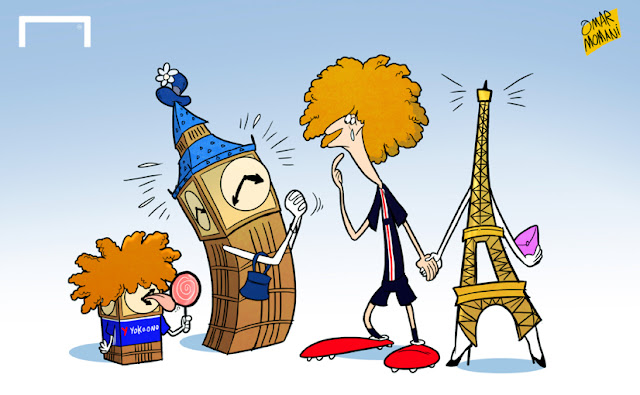 Big Ben begs David Luiz to come back