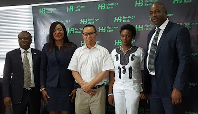 Heritage Bank, Biase Plantations Seal N232m Pact On Oil Palm Production
