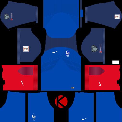 1d588cc88 ... Fc Tbm 18 19 Home Kit For Dls17 By Dovald17 On Deviantart. jersey kit  dls 18 france league soccer kit 2017 18 kits logo