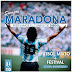 Torneo y festival en homenaje a Maradona