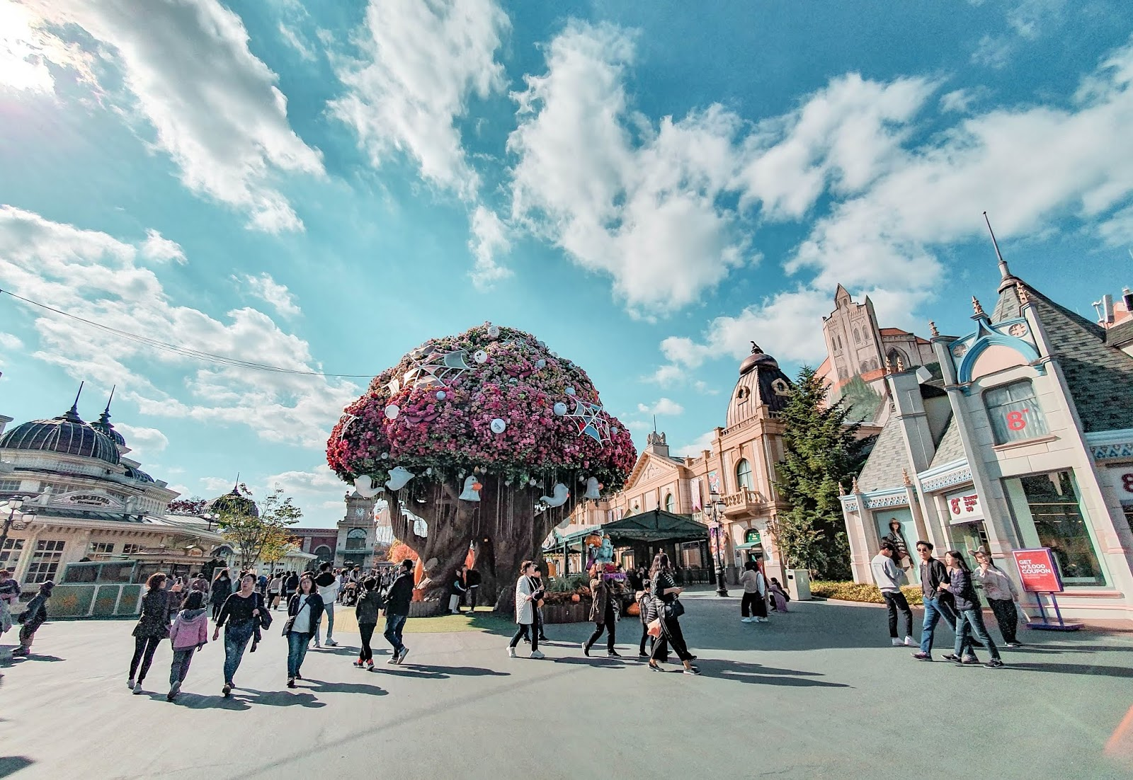 what to do in South Korea, Everland, Themepark, T Express, Trazy Crew, thedailyposh, discount coupon, thedailyposhtravels, itinerary in Korea,