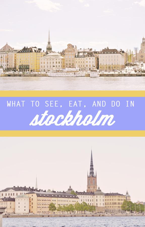 stockholm pass worth it