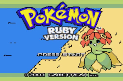 Pokemon Lost Treasure para GBA Imagen Portada