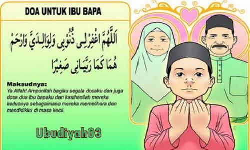 Doa Untuk Kedua Orang Tua Yang Sakit Dan Yang Sudah Meninggal