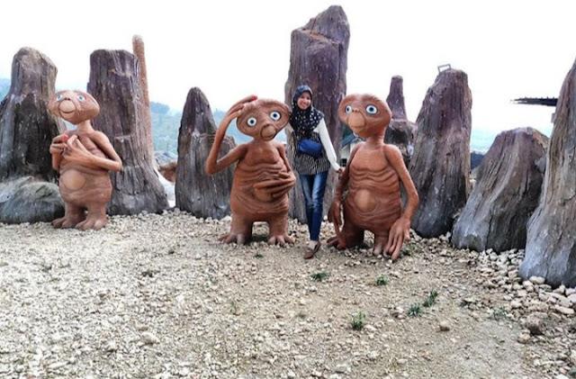Lokasi dan Tiket Masuk Ufo Park Malang