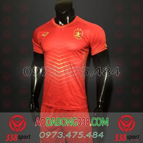 Áo Đội Tuyển Việt Nam Đỏ 2019 2020 Training 4