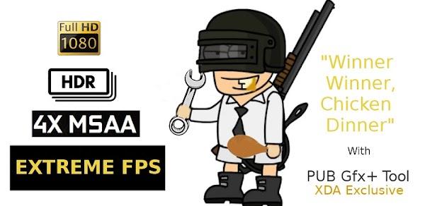 PUB Gfx+ Tool🔧:#1 GFX Tool 0.16.3 APK