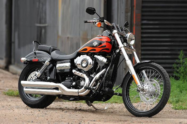harley Davidson Wide Glide Series & Custom