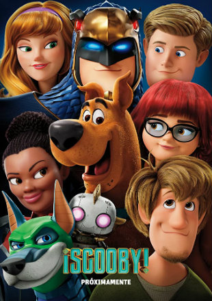 Scoob! 2020 BRRip 720p Dual Audio 1Gb ESub