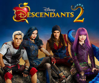 Descendants 2 2017 Disney Movie Full HD Free Download