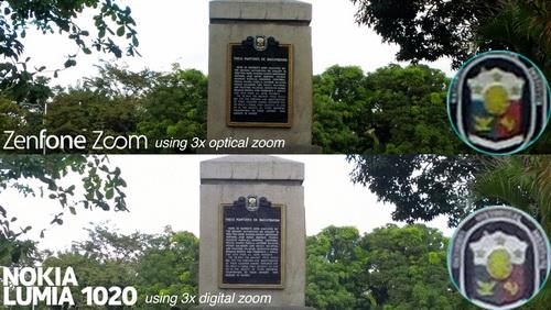 Bagus mana Kamera Asus Zenfone Zoom atau Lumia 1020?