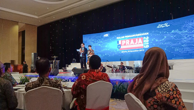 PRAJA 2019 Awarding Night