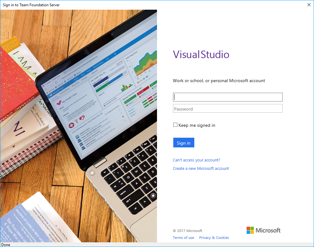 Devops series microsoft dexterity source code control with visual visual studio will then take you to team explorer once the operation sign in operation has been completed proceed to click on source control explorer to xflitez Images