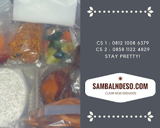 harga Nasi Box Ayam Geprek di Bintaro