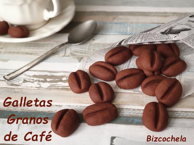 GALLETAS GRANO DE CAFÉ