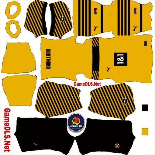 Borussia Dortmund Kit DLS