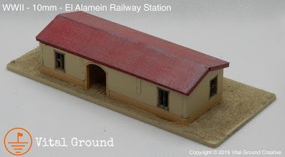 El Alamein Railway Station picture 2