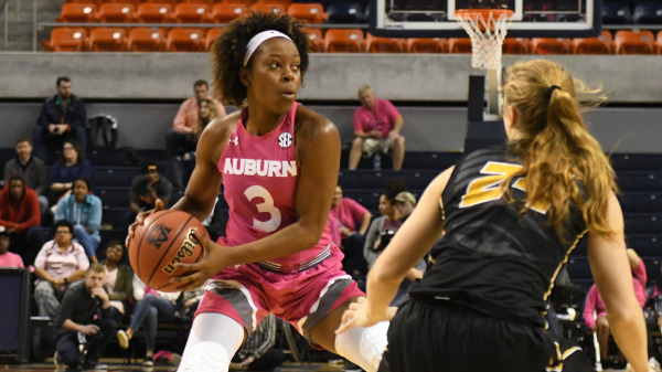 auburn womens basketball pink uniform