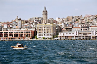 The beautiful Istanbul and Bosphorus experience.