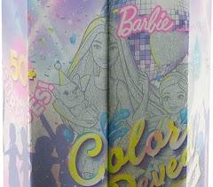Большой набор с Барби и 50 сюрпризами Barbie Color Reveal Surprise Party Dolls