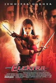 Elektra (2005) Director's Cut BRRip 480p 300MB Dual Audio ( Hindi - English ) MKV