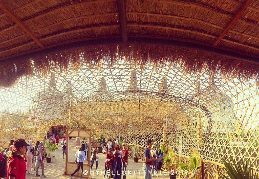 Dusun Semilir Eco Park, Budaya Lokal yang Kekinian