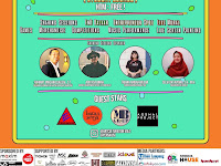 "UKM-F PERSIKUSI FH UNILA Proudly Present Artculturation Vol.2 ""Monetize Your Hobbies"""