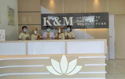Lowongan K & M Aesthetic, Slimming & Acupuncture Kudus