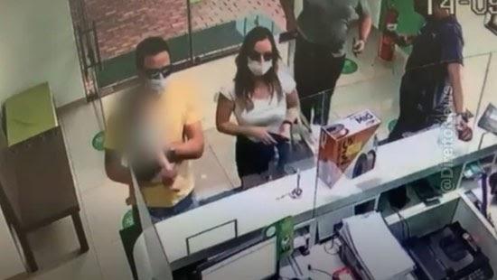advogada marido presos furto veiculos golpe
