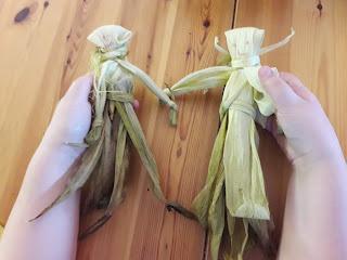 Lutke od ljuske kukuruza