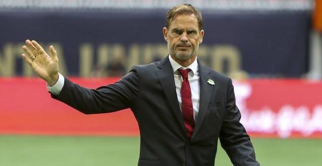 فرانك دي بوير المدرب الجديد لمنتخب هولندا