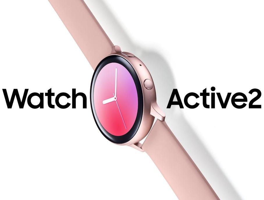 Galaxy Watch Active 2 تظهر في صورة رسمية مسربة جديدة