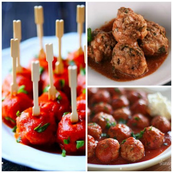 The Top Ten Slow Cooker Recipes For Meatballs