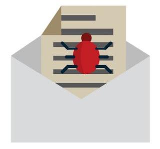 Email atau Situs mencurigakan