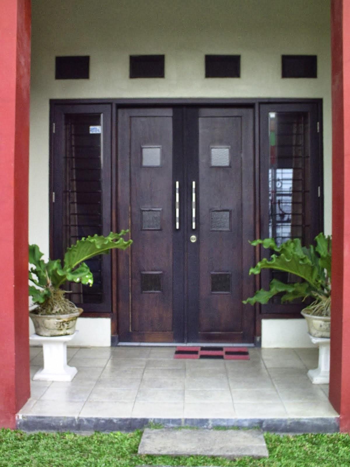 Contoh Gambar Pintu Rumah Minimalis | Model Minimalist