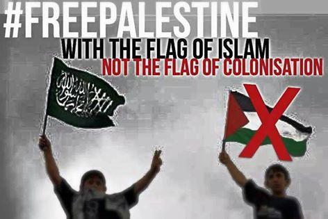 Kibarkanlah Bendera Islam yang Dicontohkan Rasulullah!
