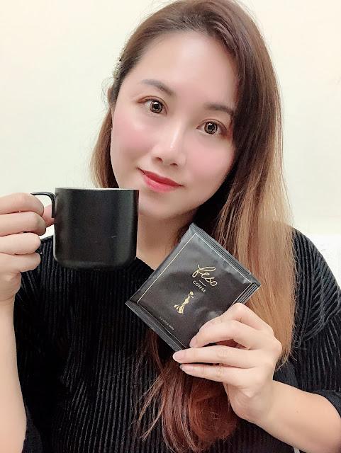 feso精品綠原酸代謝咖啡