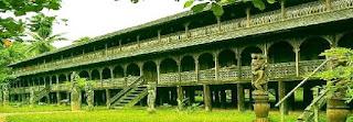 Desain Rumah Adat Betang, Khas Kalimantan Tengah