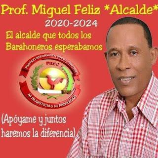 Resultado de imagen para Foto imagen profesor Miguel Feliz Barahona