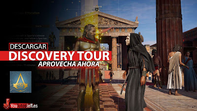 como descargar Discovery Tour by Assassin's Creed Odyssey