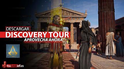 Descargar Discovery Tour by Assassin's Creed Odyssey + Origins Gratis para PC, Aprovecha Ahora